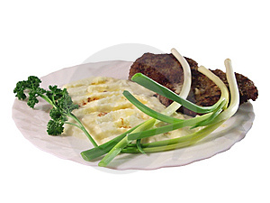 Green Onion Stock Photos - Image: 6355973