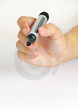 Marker Royalty Free Stock Photography - Image: 6356447