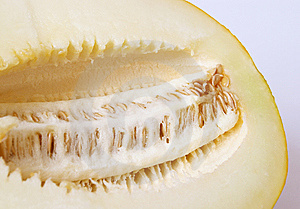 Half Of Melon Royalty Free Stock Images - Image: 6357769