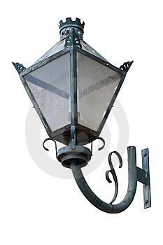 Old Traditional Street Lamp Stock Image - Image: 6358001