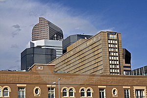 Skyscrapers In Denver Royalty Free Stock Photography - Image: 6359277
