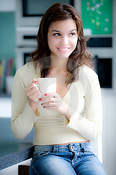Coffee Time Royalty Free Stock Image - Image: 6360286