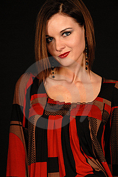 Model Photo Shoot Royalty Free Stock Images - Image: 6360689