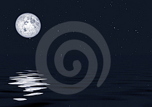 Full Moon Stock Photo - Image: 6360860