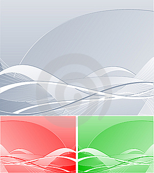 Abstract Futuristic Vector Background Royalty Free Stock Photography - Image: 6361067