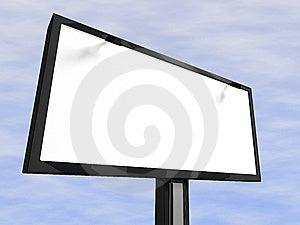 Billboard Stock Photography - Image: 6363652