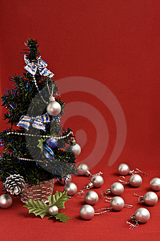 Christmas Tree Royalty Free Stock Photography - Image: 6364777