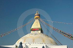 Boudhanath Stupa In Kathmandu Stock Photography - Image: 6364942