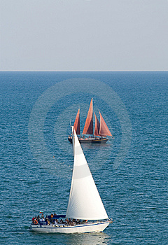Old Sailing Boats Royalty Free Stock Photography - Image: 6365597