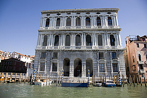 Scenery Along Grand Canal Royalty Free Stock Photos - Image: 6366328