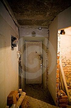 Under Repair Royalty Free Stock Images - Image: 6373009