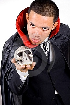 Scary Costume Royalty Free Stock Photography - Image: 6375137