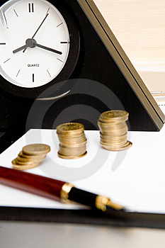 Finance Royalty Free Stock Photo