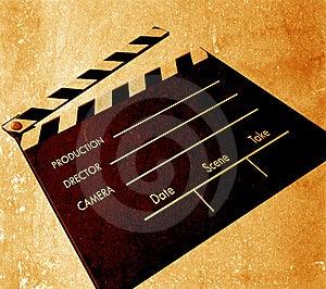 Clapboard Stock Image - Image: 6387921