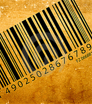 Bar Code Royalty Free Stock Images - Image: 6388009