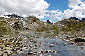 The Alps Stock Images - Image: 6388394