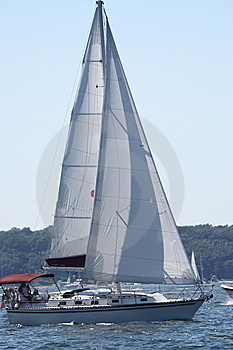 Sailing Stock Photo - Image: 6395140