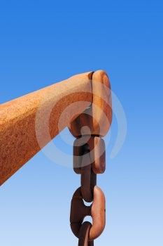 Anchor Chain Stock Photos - Image: 641643