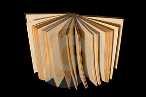 Turning Pages Royalty Free Stock Photography - Image: 643297