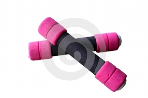 Dumbbell 2 Stock Image - Image: 644071
