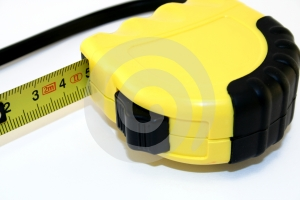 Measuring Tape #2 Stock Photos - Image: 644943