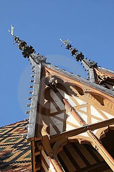 The Hospices De Beaune Stock Images - Image: 6404854