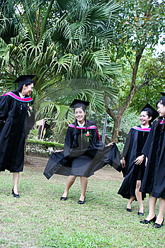 University Graduates Stock Photography - Image: 6409512
