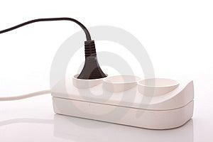 Electric Plug Stock Photos - Image: 6409733