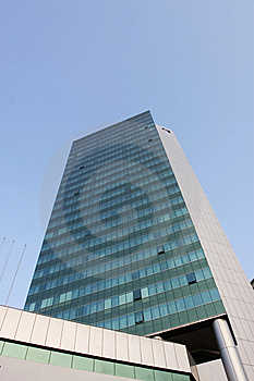 The Modern Building Royalty Free Stock Photos - Image: 6411038