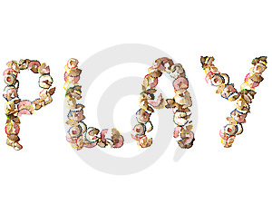 Spel Royalty-vrije Stock Fotografie - Afbeelding: 6411447