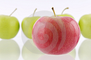 Apples Royalty Free Stock Images - Image: 6415459