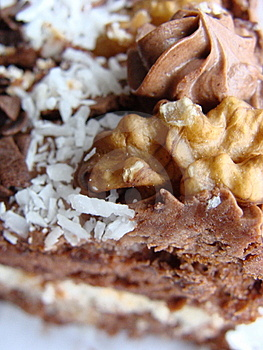 Chocolate Cake Stock Images - Image: 6415844