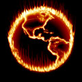 Earth Ring of Fire