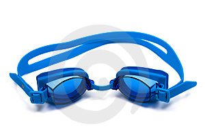 Glasses For Swimming Stock Image - Image: 6422001