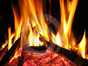 Fire Flame Ember Burn Royalty Free Stock Photo - Image: 6422465