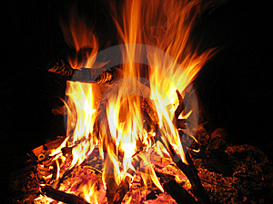 Fire Flame Ember Burn Royalty Free Stock Photography - Image: 6422467