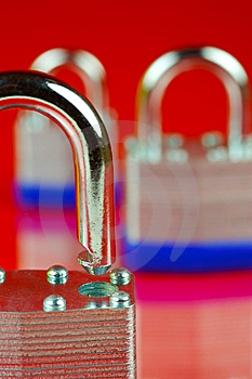 Padlocks Stock Images - Image: 6422774