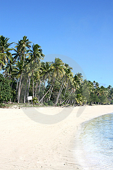 Exotic Beach Royalty Free Stock Photos - Image: 6423788