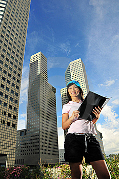 Casual Corporate 11 Stock Images - Image: 6424594