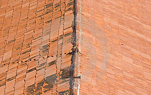 Tile Roof Royalty Free Stock Images - Image: 6434999