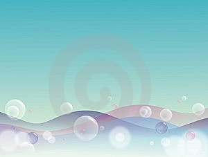 Color fantasy background Royalty Free Stock Photo