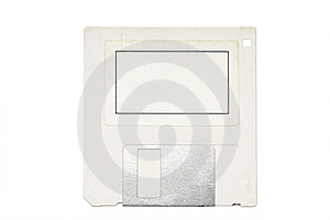 Old Floppy Disk Stock Photo - Image: 6436810