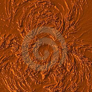 Rough Golden Texture Stock Image - Image: 6438211