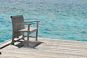 Waiting In Paradise Royalty Free Stock Photography - Image: 6439157