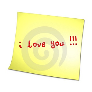 I Love You Stock Images - Image: 6439294
