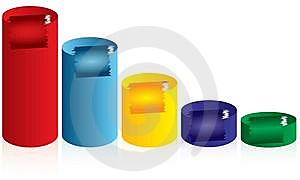 Diagram Royalty Free Stock Image - Image: 6442736
