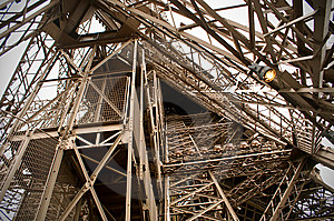 Structure Stock Image - Image: 6444731