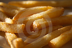 French Fries Free Stock Images