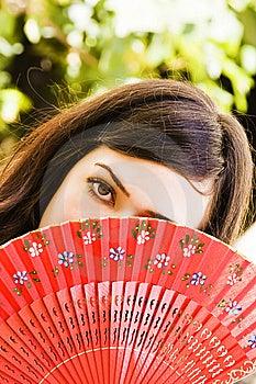 Spanish Eyes Royalty Free Stock Photos - Image: 6448148