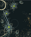 Floral background Royalty Free Stock Images